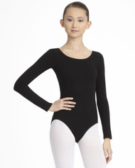 CC450 - Capezio Adult Long Sleeve Leotard