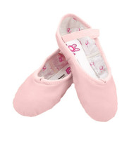 "S0225G - Bloch Child ""Bunny Hop"" Leather Full Sole Ballet Slipper"