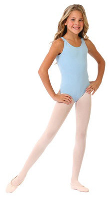 788b642e0a56 CC201C - Child High Neck Tank - Capezio Dance Theatre Shop of ...