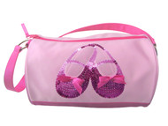 3401 - Horizon Satin & Sequins Ballet Slipper Duffle