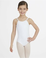 TB1420C -  Capezio Child Adjustable Strap Camisole Leotard
