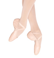 "S0203L - Bloch Adult ""Prolite II Hybrid"" Leather Split-Sole Ballet Slipper"
