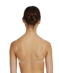 STRP1- Clear Adjustable Shoulder Strap (pack of 6)