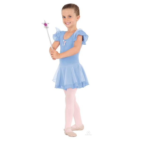 1042a36d3 0206 - Eurotard Sophia Bow Dress - Capezio Dance Theatre Shop of ...