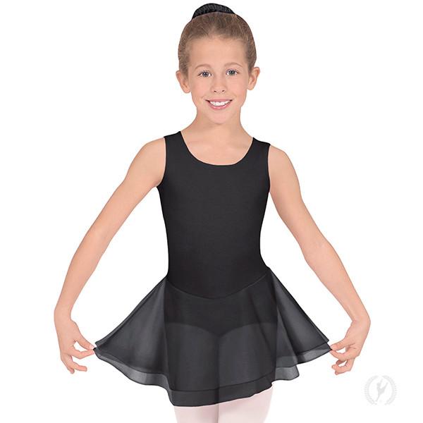 63eaf7717 10466 - Eurotard Tank Dress - Capezio Dance Theatre Shop of ...