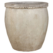 Tall Nambe Planter