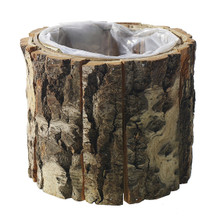 Bark Pot