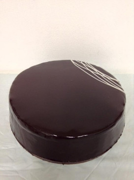 Premium Caramel Chocolate Mud Cake