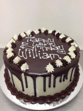 The Drip Cake