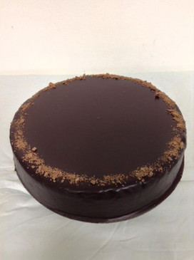 "Classic Chocolate Mud Cake 12"" Special(order only)"