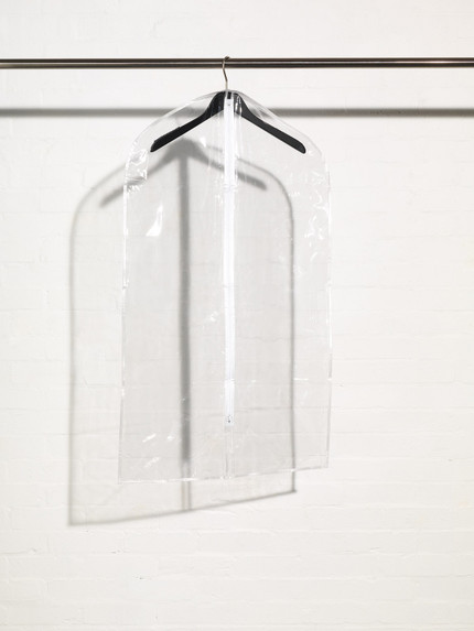 Picture of a Crystal Clear Suit Cover