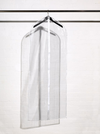Picture of a Crystal Clear Dress Cover