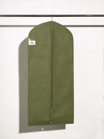 Picture of Country Green Breathable Coat Dress Cover Bag