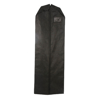 Black Breathable Dress Cover - WEDG1