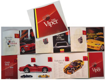 2001 Viper Brochure