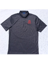 "Men's Viper Grey ""Car Color"" Polo"