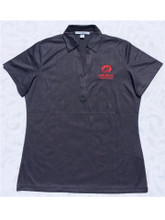 "Women's Viper Grey ""Car Color"" Polo"