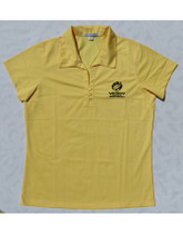 "Women's Viper Yellow ""Car Color"" Polo"