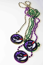NVE2 NEW ORLEANS MARDI GRAS BEADS