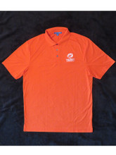 "Men's VIPER ORANGE ""Car Color"" Polo"