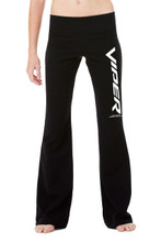 LADIES VOA COTTON SPANDEX YOGA PANTS