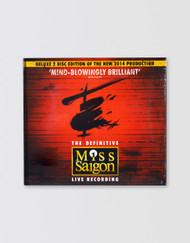 Miss Saigon: The Definitive Live Recording CD [2 discs]