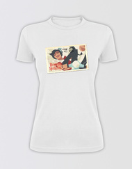 Roman Holiday White T-Shirt