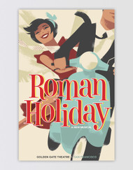 Roman Holiday Tote Bag Platypus Productions Llc