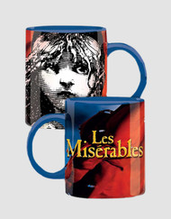 Les Miserables Flag Coffee Mug