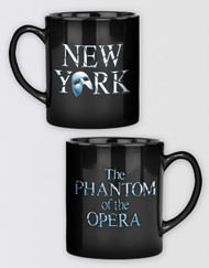 The Phantom of the Opera Broadway Coffee Mug