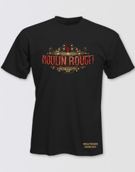 Moulin Rouge! the Musical Unisex Logo T-Shirt