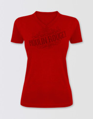 Moulin Rouge! the Musical Red T-Shirt - Boston