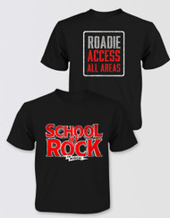 SCHOOL OF ROCK Kids Roadie Access T-Shirt