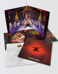 Miss Saigon Tour Souvenir Program