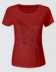 The Phantom of the Opera Broadway Red Angel Dolman T-Shirt