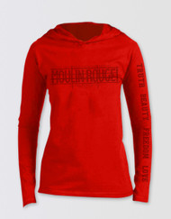 Moulin Rouge! the Musical Vintage Red Hoody