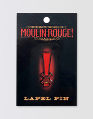 Moulin Rouge! the Musical Lapel Pin