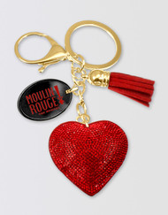 Moulin Rouge! the Musical Charm Keychain