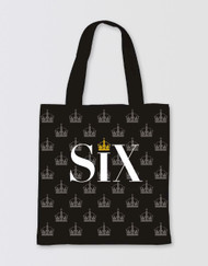 SIX Canvas Tote Bag