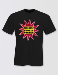 Broadway Bounty Hunter Logo T-Shirt