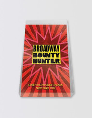 Broadway Bounty Hunter Magnet