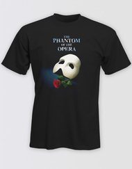 The Phantom of the Opera Broadway Logo T-Shirt