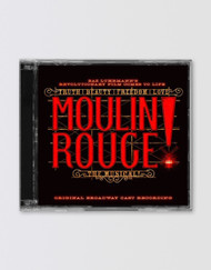 Moulin Rouge! the Musical Original Cast Recording CD
