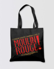 Moulin Rouge! the Musical Tote Bag - Logo