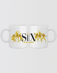 SIX Silhouette Mug