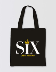 SIX Tote Bag - Broadway