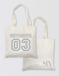 SIX Tote Bag - Seymour