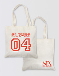 SIX Tote Bag - Cleves