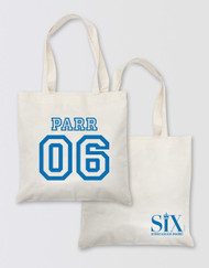 SIX Tote Bag - Parr
