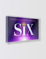 SIX Magnet - Broadway